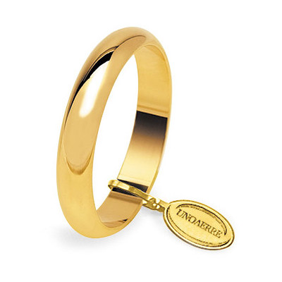 wedding ring unisex jewellery Unoaerre Fedi Classiche 60 AFN 1 01 8