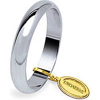 wedding ring unisex jewellery Unoaerre Fedi Classiche 60 AFN 1 04 12