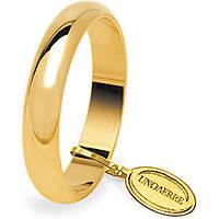 wedding ring unisex jewellery Unoaerre Fedi Classiche 70 AFN 1 01 11