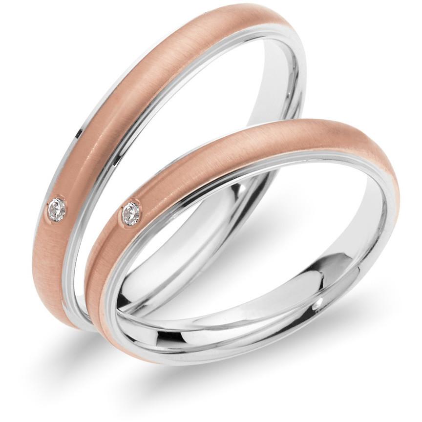 wedding ring woman jewellery Comete Amore e Psiche ANB 1875BR M20