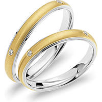 wedding ring woman jewellery Comete Amore e Psiche ANB 1876BG M7