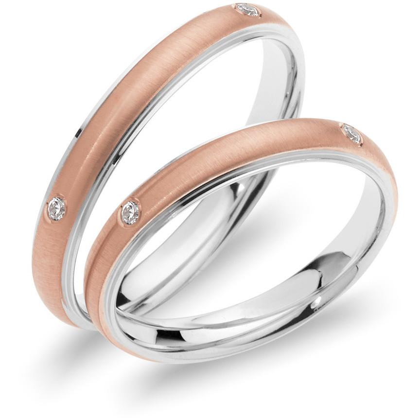 wedding ring woman jewellery Comete Amore e Psiche ANB 1876BR M20
