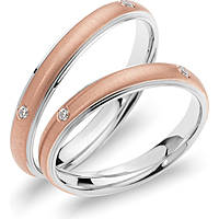 wedding ring woman jewellery Comete Amore e Psiche ANB 1876BR M20