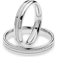 wedding ring woman jewellery Comete Antonio e Cleopatra ANB 1877B M20