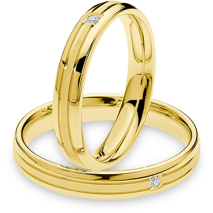 wedding ring woman jewellery Comete Antonio e Cleopatra ANB 1878G M7