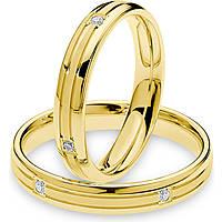 wedding ring woman jewellery Comete Antonio e Cleopatra ANB 1879G M20