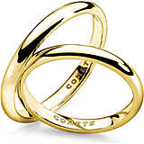 wedding ring woman jewellery Comete Dante e Beatrice ANB 1860G M20