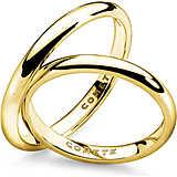 wedding ring woman jewellery Comete Dante e Beatrice ANB 1860G M7