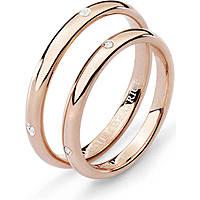 wedding ring woman jewellery Comete Dante e Beatrice ANB 1862R M7