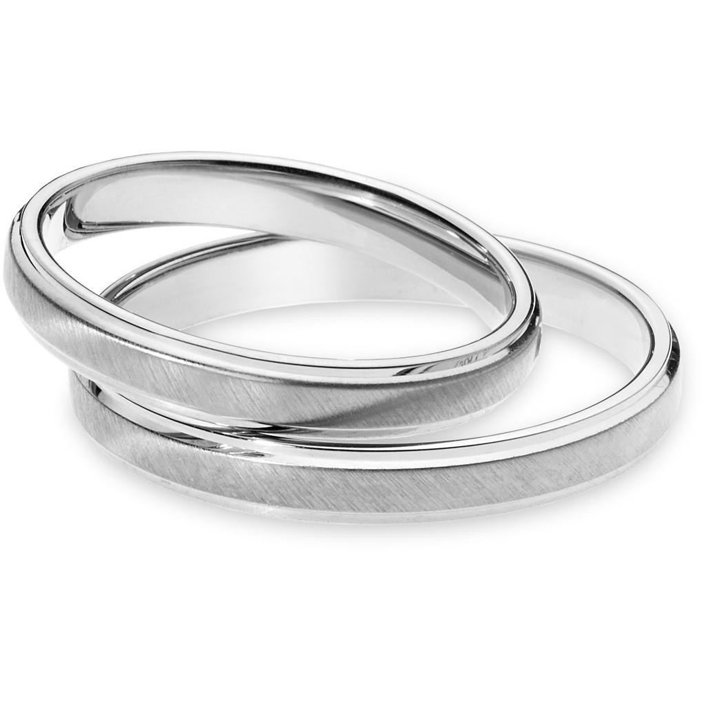 wedding ring woman jewellery Comete Enea e Didone ANB 1868B M20