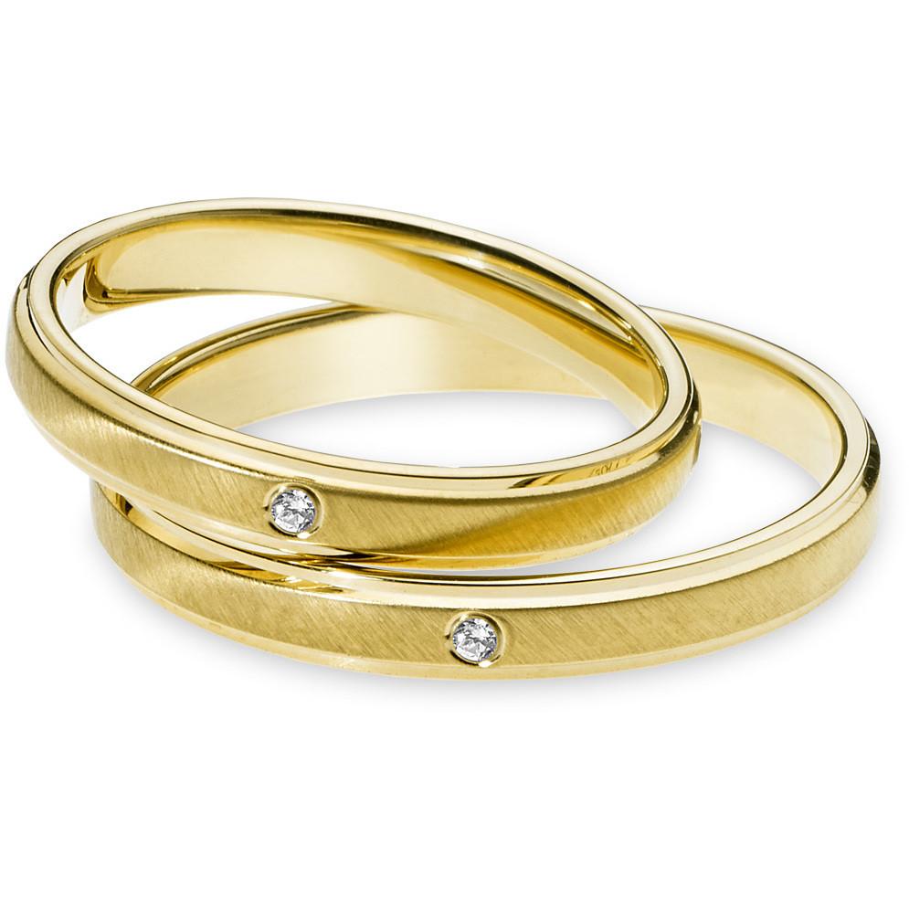 wedding ring woman jewellery Comete Enea e Didone ANB 1869G M7