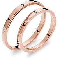 wedding ring woman jewellery Comete Otello e Desdemona ANB 1865R M20