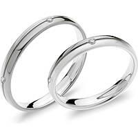 wedding ring woman jewellery Comete Paolo e Francesca ANB 1873B M20