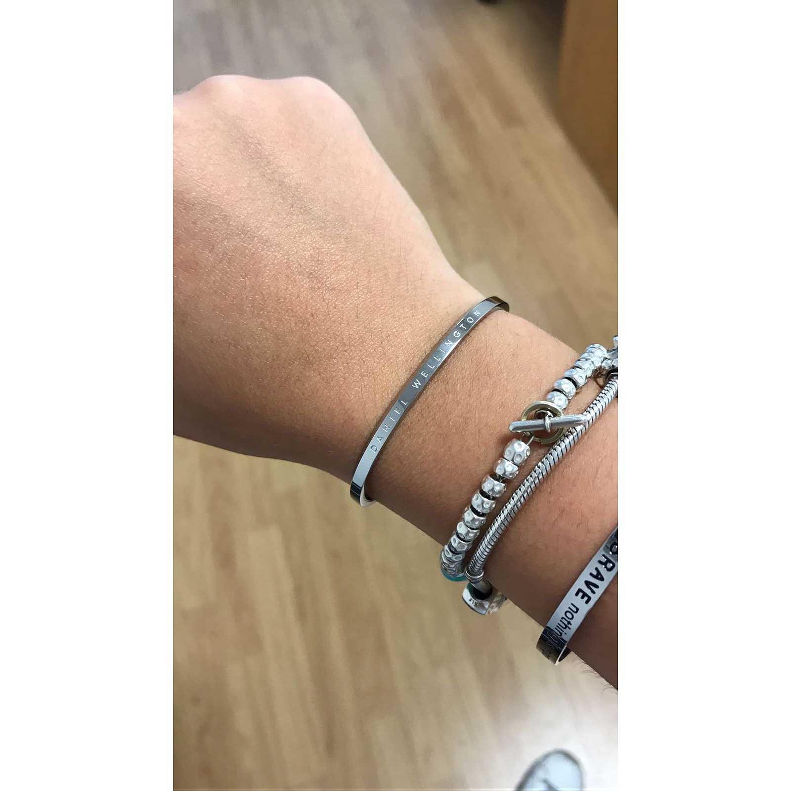 comprare on line e5030 2b7ec bracelet woman jewellery Daniel Wellington Classic Cuff ...