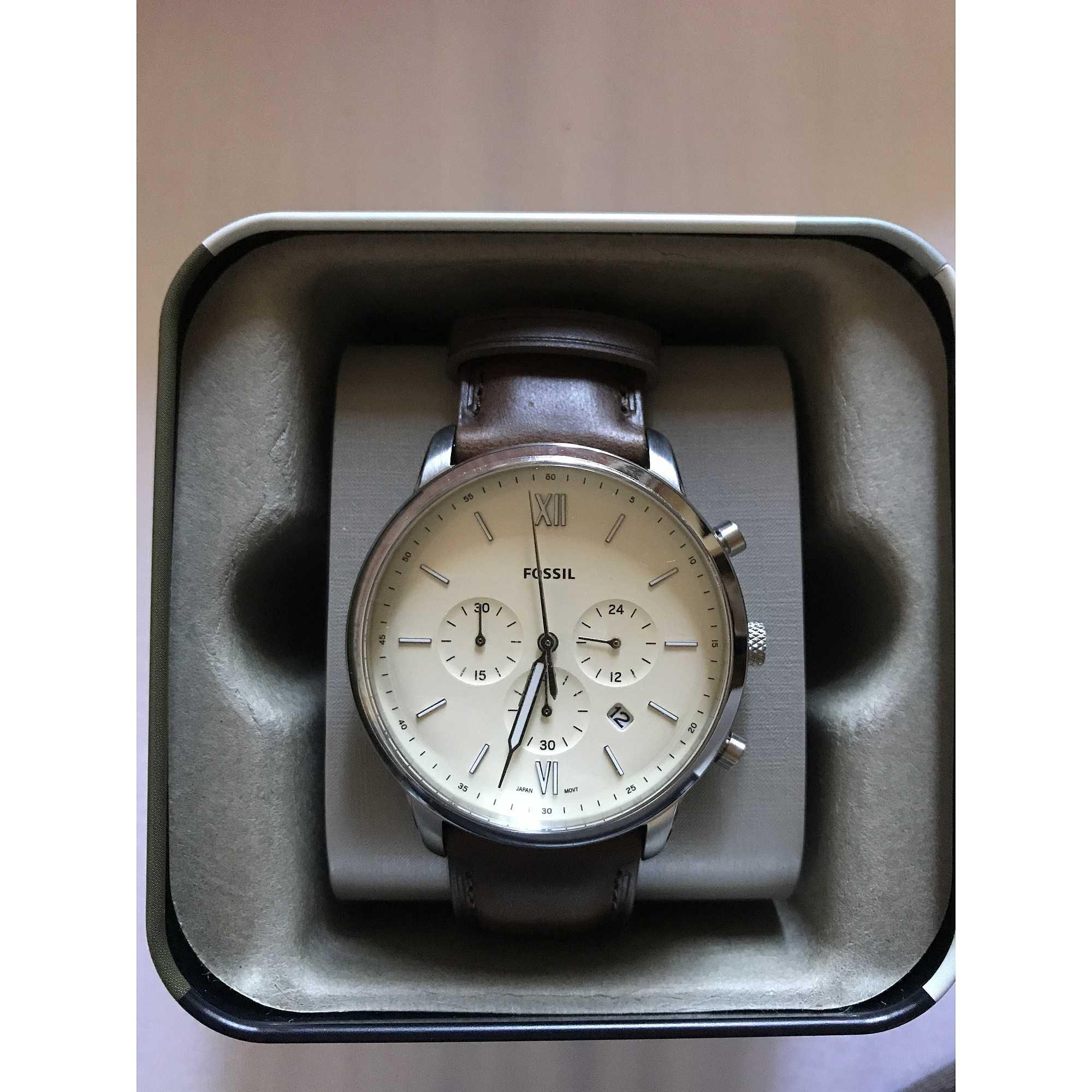 404794fa735 watch chronograph man Fossil Neutra Chrono FS5380 chronographs Fossil