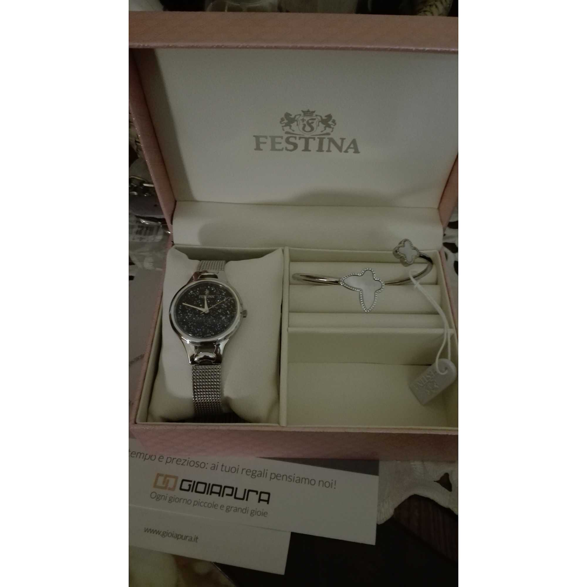 watch only time woman Festina Mademoiselle F20331 2 only time Festina fc9b5c44d9d