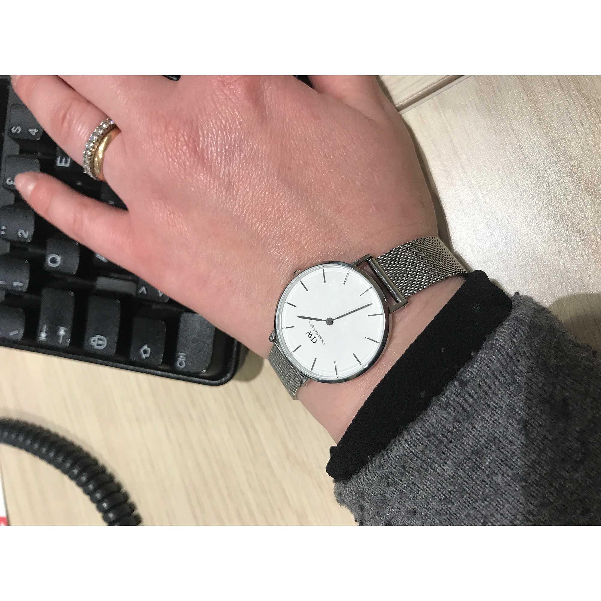orologio solo tempo donna Daniel Wellington Classic Petite