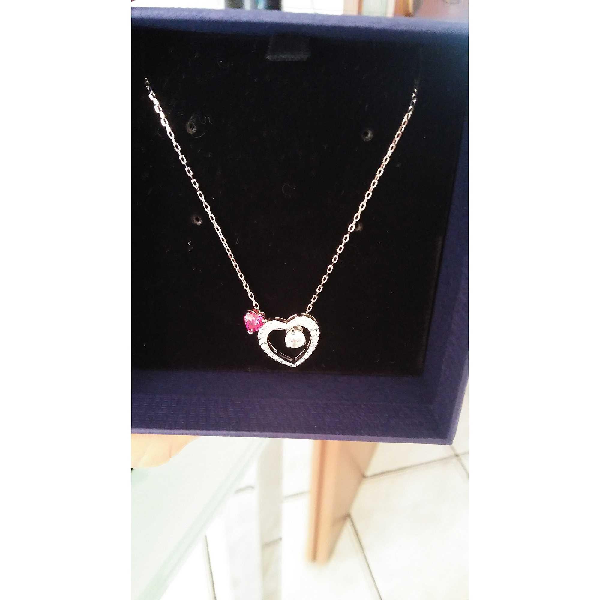6f6be84988e necklace woman jewellery Swarovski Love 5391766 necklaces Swarovski