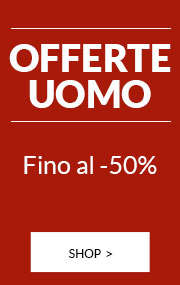 BLACK FRIDAY UOMO