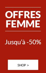 OFFRES FEMME