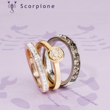 zodiaco brosway scorpione