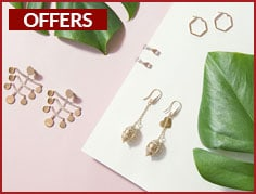 offers woman earrings