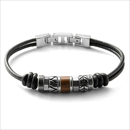 Bracelet Man Jewellery Fossil Spring 09