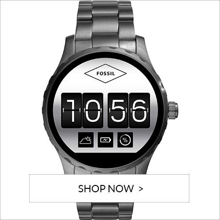 Orologio Smartwatch Uomo Fossil