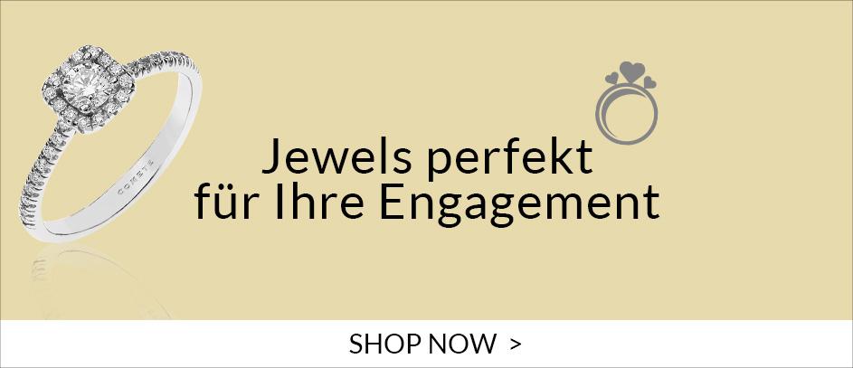 Jewels perfekt für Ihre Engagement