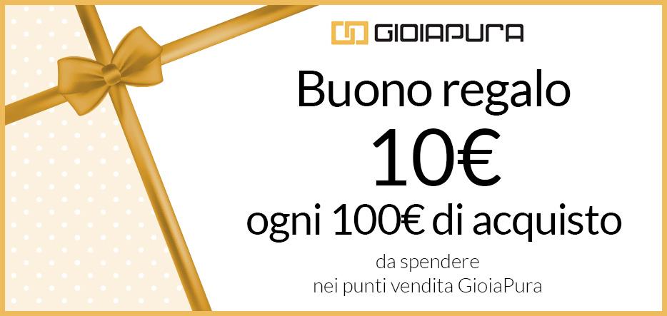 Buono sconto 10€ negozi