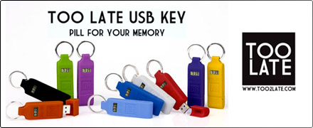 Too Late USB Key